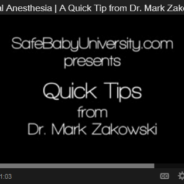 Risks of General Anesthesia