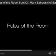 Rules of the Room During an Epidural